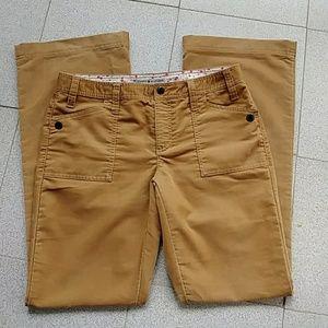 🎯 3/$20 Tommy Hilfiger Corduroy Pants sz 6